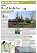 Vakantie Meerlo in de Telegraaf 26-4-2014