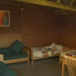 Vakantie Meerlo Stoere Hutten interieur