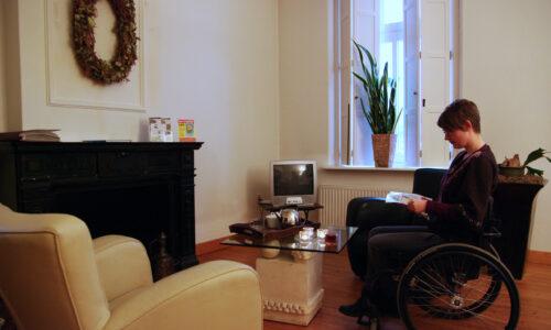 Vakantie Meerlo aangepast appartement 2 personen