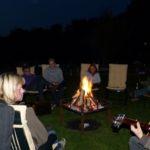 Vakantie Meerlo Stoere Tenten kampvuur