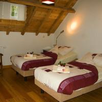 Hotel Vakantie Meerlo tweepersoons slaapkamer