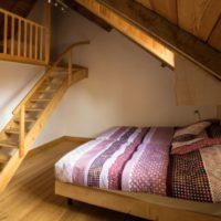 Vakantie Meerlo De Schuur slaapkamer 4 personen
