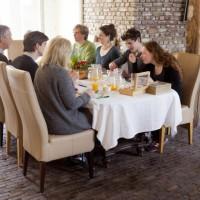 Hotel Vakantie Meerlo ontbijtbuffet.......