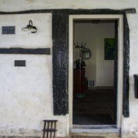 Vakantie Meerlo_kasteelke_ingang Poortgebouw
