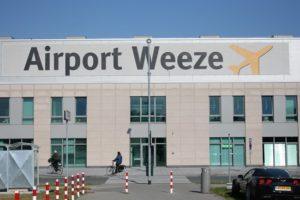 Vliegveld Dusseldorf (Weeze)