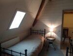 Hotel Vakantie Meerlo eenpersoons slaapkamer