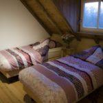 Tweepersoons slaapkamers